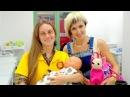 Ухаживаем за малышом в Мастерславле: измеряем рост и вес ребенка