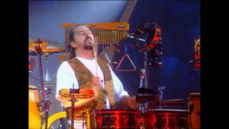 Phil Collins Drums Solo