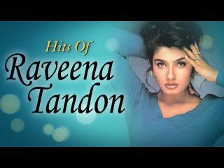 Hits Of Raveena Tandon JUKEBOX {HD} - Best 90s Hindi Songs