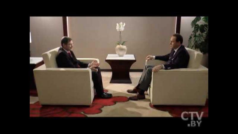 Валерий Бороденя в программе «Простые вопросы» с Егором Хрусталевым