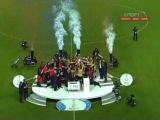 ЦСКА - Спортинг (Лиссабон). Финал Кубка УЕФА 2004/05.