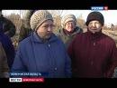 Мэр г. Киселевска Лаврентьев С.С., как трусливый заяц бегает от журналистов.