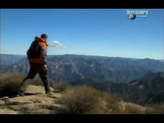 Выжить любой ценой 1 сезон 12 серия (Мексика, Медный каньон) с Беар Гриллс HD