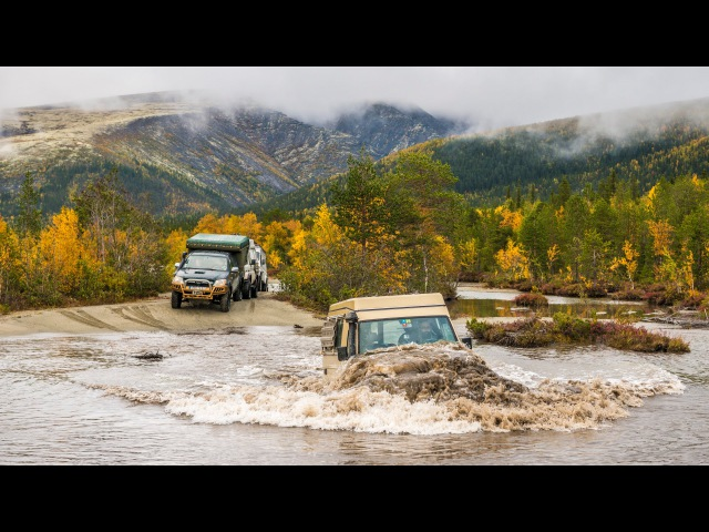 ARCTIC TOUR - LONG - Raid 4x4 Russie - 4x4 expedition in Russia with Geko Expeditions