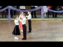 13 12 2015  первый конкурс бальных танцев Макара Хохлов Пермь
