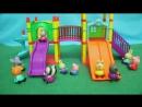 Peppa Pig свинка Пеппа новая серия. Мультфильм для детей. Новая Игровая Площадка