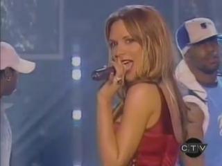 Victoria Beckham - Let Your Head Go @ World Idol Final 24.12.2003