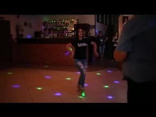 Красивая Девушка от Души танцует Лезгинку 2015 Кавказ