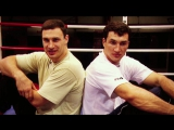 ( Vitaly Klitschko vs Wladimir Klitschko ) Young Klitschko Brothers on Trans World Sport