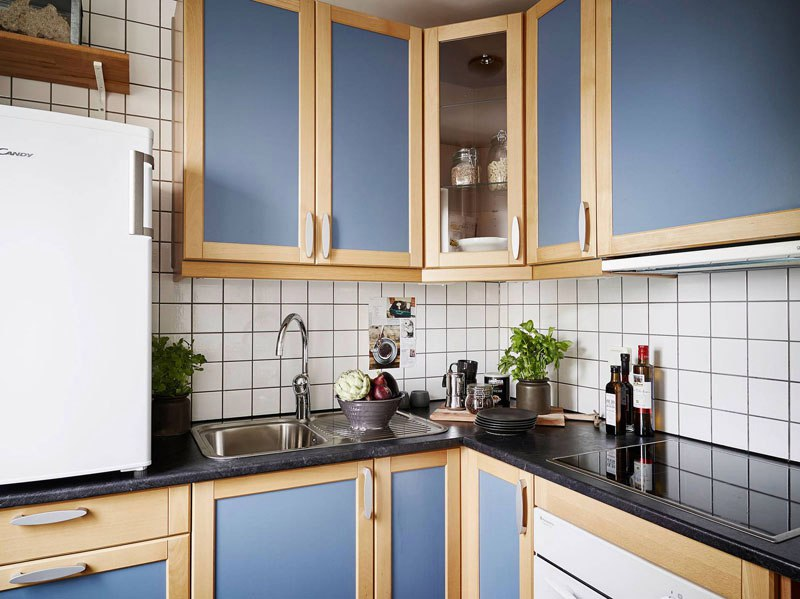 Шведская квартира-студия 30 м.