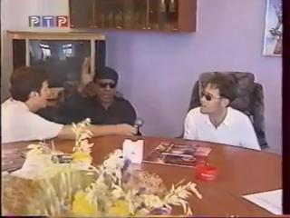 Bad Boys Blue ( интервью, фестиваль Славянский базар, Витебск, РТР, 1999 )