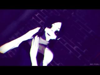 【MMD x Creepypasta】 Jeff the Killer Jane the Killer - MONSTER - 【DL】