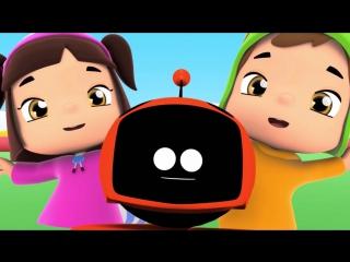 Лелико, развивающие мультики_ Что с чем сочетается, игры для детей, мультик про робота Бузи
