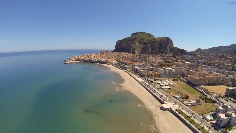 Cefalù Sicily Italy Music by Doctor P ft Eva Simons Bulletproof Vicetone Bootleg Rmx Radio Edit