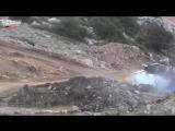 Бои против террористов в горном районе Набийонис в провинции Латакия. Сирия.