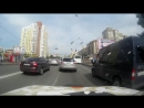 Госномер AA8088IC - Наглый проезд на красный сигнал светофора. (1)