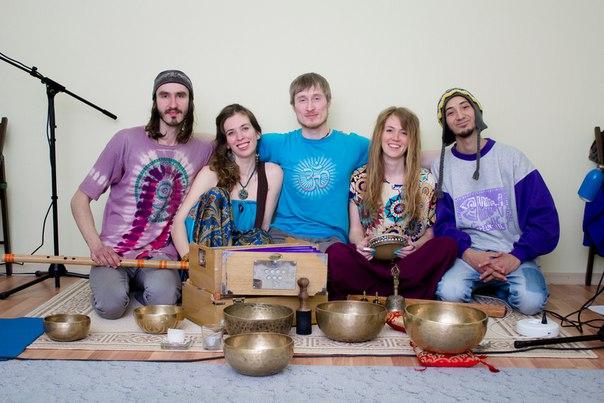 Мантра-медитация с творческим коллективом Ramaloka
