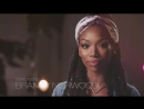 Brandy is a new face of