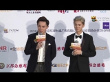 160403 Global Chinese Golden Chart Awards - Interview with Luhan
