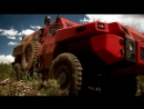 Richard Hammond and Paramount Group Marauder APC (Top Gear, s. 17, ep. 1, rus)