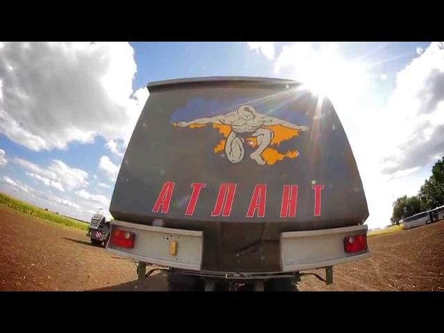 Причепи від Кобзаренка: Атлант - універсальний гігант для фермера