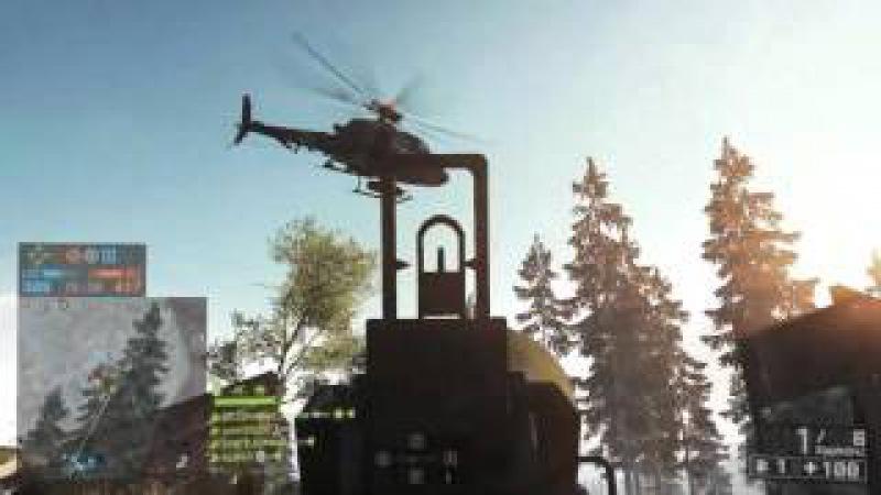 Battlefield 4 Нарезка моментов.