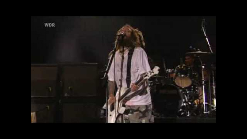 Soulfly - Eye For An Eye [live at Area4 2008 20 of 20]