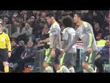 Cristiano Ronaldo dedada em James Rodríguez