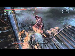Bloodborne All Bosses with Beast Claws...Prey Slaughtered