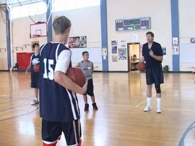 Steve Nash Passing Series Drill with Bob Bigelow