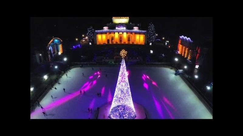 Carol of the Bells / Щедрик | Christmas music | HAPPY NEW YEAR 2018 | BB PROJECT Bandura Accordion