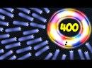 400 БОТОВ В СЛИЗАРИО Slither.io