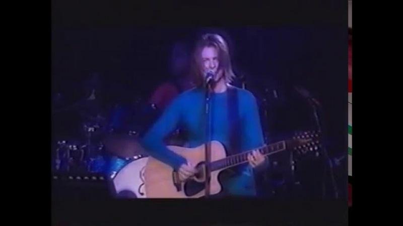 David Bowie – I Can't Read (Live Paris 1999)