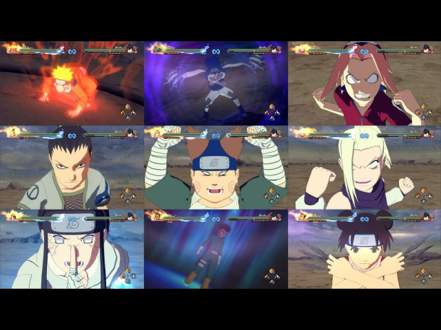 Naruto Storm 4 - PTS Characters Mod: Pack 1 (Fixes More!)