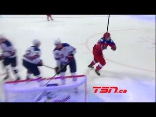 Russia vs. USA (2-1) - 2016 IIHF World Junior Championship