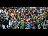 Все сериалы по комиксам DC Comics с 1941 по 2016. Every DC Comics TV series.