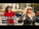 How To Be Single Official Trailer 1 (2016) Dakota Johnson, Rebel Wilson Comedy Movie HD