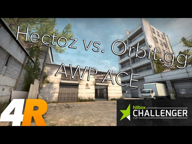 HCC 2 | Hectoz vs. Orbit.gg AWP ace