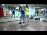 Bachata in Salsa club Kiev ( Alexandr & Ksenia)