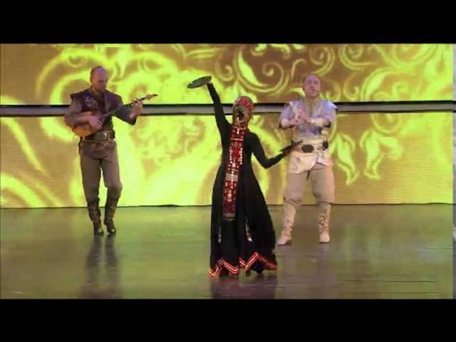 Башкирский танец Хан кызы