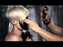 'Mussiro Masks' Collection 13 14 is a series of short cropped pixie cuts by Adam Ciaccia