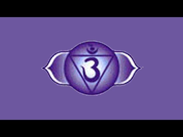 Активация: Шестая чакра (Третий глаз) и Шишковидная железа (Эпифиз) Аджна / Ajna