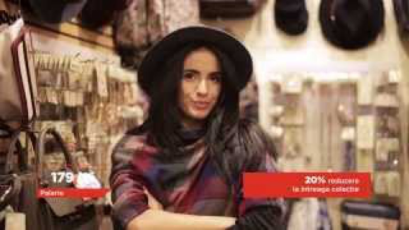 Black Weekend Sales Sesiune de cumparaturi cu Ioana Grama