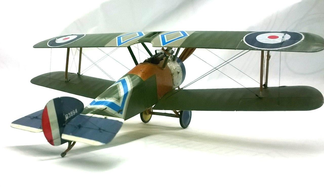 Sopwith F-1 Camel 1/72 (Roden)   - Страница 3 Z4ihgms6Er4