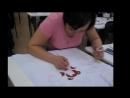 Мастер класс роспись по футболкам