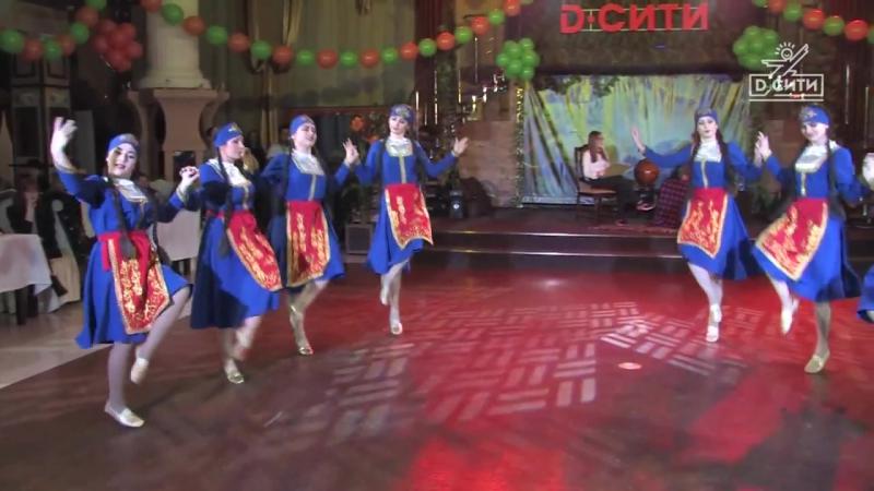 Атиква. Армянский танец