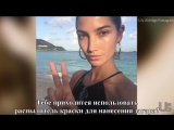 Victorias Secret Model Lily Aldridge Shares Her Tips for Looking Bikini Ready in Minutes