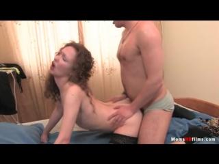 анальное порно зрелой русской мамы