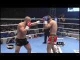 Кикбоксинг. Лучший бой в истории К-1. Шахид Оулад Ель Хадж-Майк Замбидис