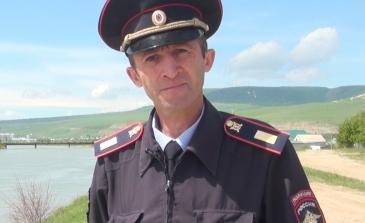 Полицейский в Карачаево-Черкесии спас 11-летнего мальчика